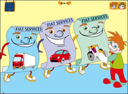 Realizzazione presentazioni multimediali: Fiat img 3