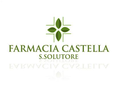 Restyling logo: Farmacia Castella