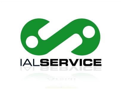 Studio logo Torino: Ial Service
