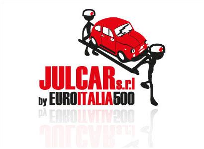 Progettazione logos Torino: Julcar