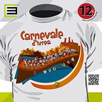 maglietta carnevale ivrea 2015
