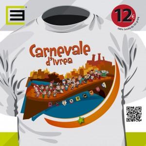 t-shirt carnevale ivrea